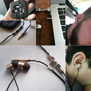 Image 2 - Original 1MORE Xiaomi Piston 2 Classic In Ear Earphone with Microphone and Remote for Apple iOS and Android Phone Xiomi Xiami
