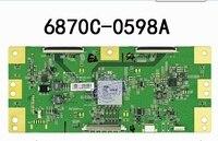 6870C-0598A verbinden mit logic board T-CON volle test