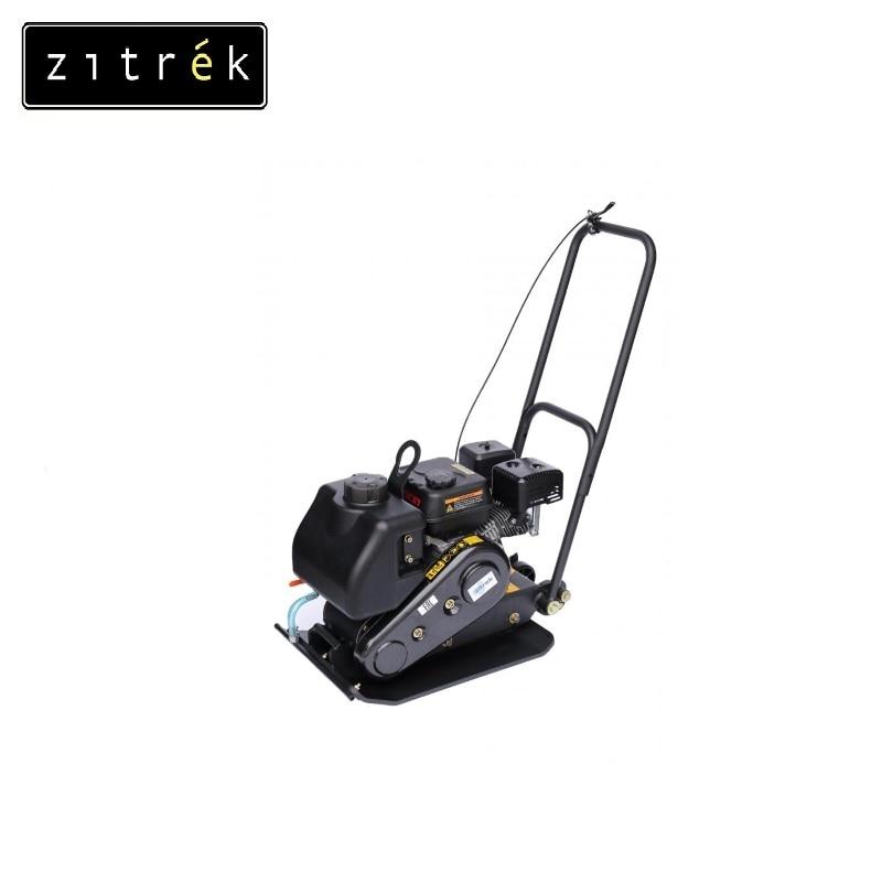 Vibroplita Zitrek z3k81w (Loncin 200F, 6,5 hp)  Soil tamper Vibratory plate Plate compactor Vibrating board original plate yd07 lj41 02248a lj41 02249a buffer board