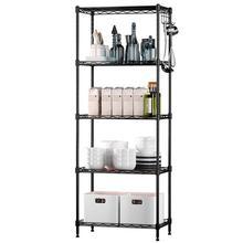 Perchero Sponge Holder Repisa Shelves For Wall Bathroom Organizer Kitchen Storage Prateleira Rangement Cuisine Rack