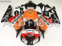 Motorcycle Fairings For CBR1000RR CBR1000 CBR 1000 2006 2007 06 07 ABS Plastic Injection Fairing Bodywork Kit Yellow A121