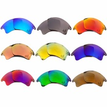 Polarized Replacement Lenses for Fast Jacket XL Sunglasses - Multiple Options