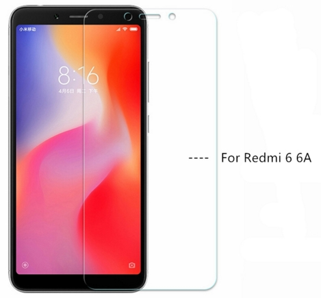 2PCS Tempered Glass Xiaomi Redmi 6A 4A Ultra-thin Screen Protector for Xiaomi Redmi 6A 6 Film Xiaomi Redmi 4A 6A Glass MiA2 Lite
