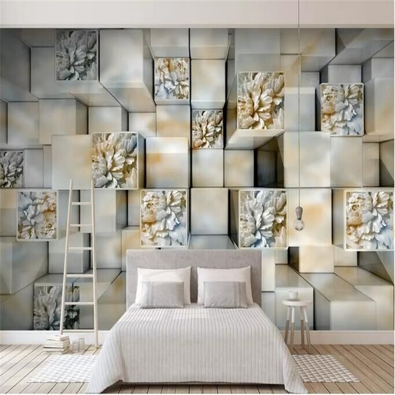 Painting Supplies & Wall Treatments Welcoming Song Relief Jade Carving Marble Tv Sofa Background Wall Manufacturers Wholesale Wallpaper Mural Custom Photo Wall
