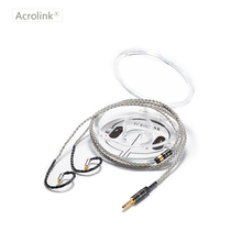 Acrolink 1.2m High Qulity PCOCC DIY Earphone Cable Repair Replacement With MMCX For 4.4 XLR