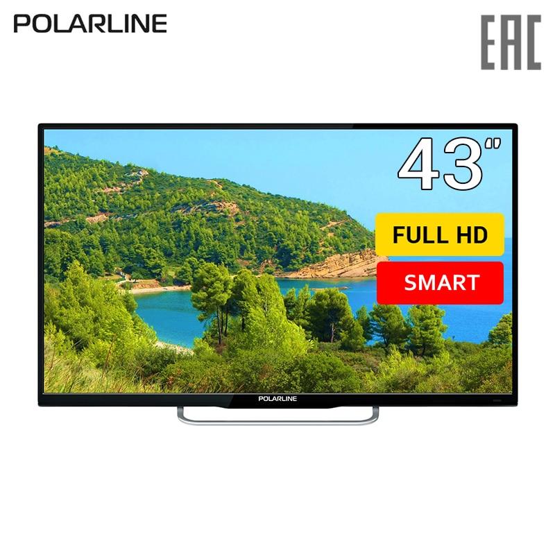 TV 43 Polarline 43PL51TC-SM FullHD SmartTV 4049inchTV dvb dvb-t dvb-t2 digital