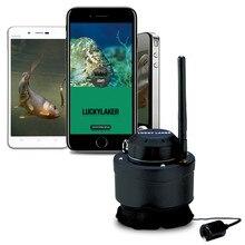 LUCKY FF3309 Wi-Fi подводная рыболовная камера, инспекционная Беспроводная более глубокая Рабочая дальность, эхолот, более четкое видение для Android/IOS