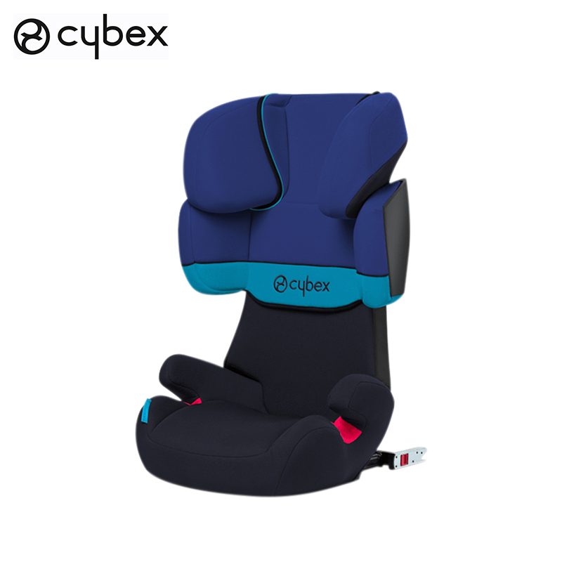 Child Car Safety Seat Cybex Solution X-fix 3-12 years, group 2-3, 15-36 kg kidstravel child car safety seats siger olimp fix 3 12 years 15 36 kg group 2 3 kidstravel