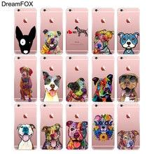Pitbull Soft TPU Silicone Case Cover For Apple iPhone X 8 7 6 6S Plus 5 5S SE 5C 4 4S