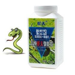 500 gramos de polvo de serpiente pura/desintoxicación Anti-alergia liberación del hogar defensa colina senderismo pesca repelente de plagas