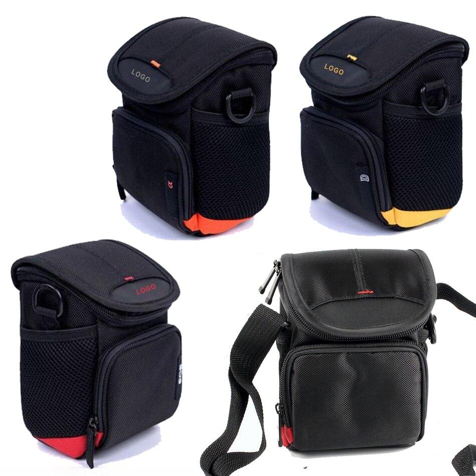 Waterproof Camera Bag Shoulder Bag Case For Nikon Canon Sony Samsung Panasonic Olympus Fujifilm Casio Micro Single Camera Bags