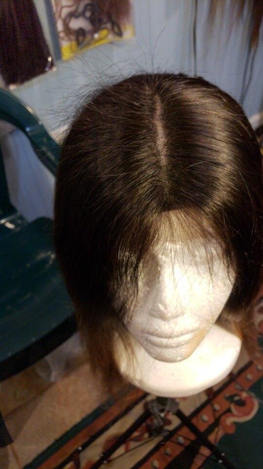 3 Комплект s Ombre бразильский прямые натуральные волосы Комплект с закрытием Weave 1b/4/27 4x4 бесплатная часть Реми блондинка закрытия шнурка говорят мне