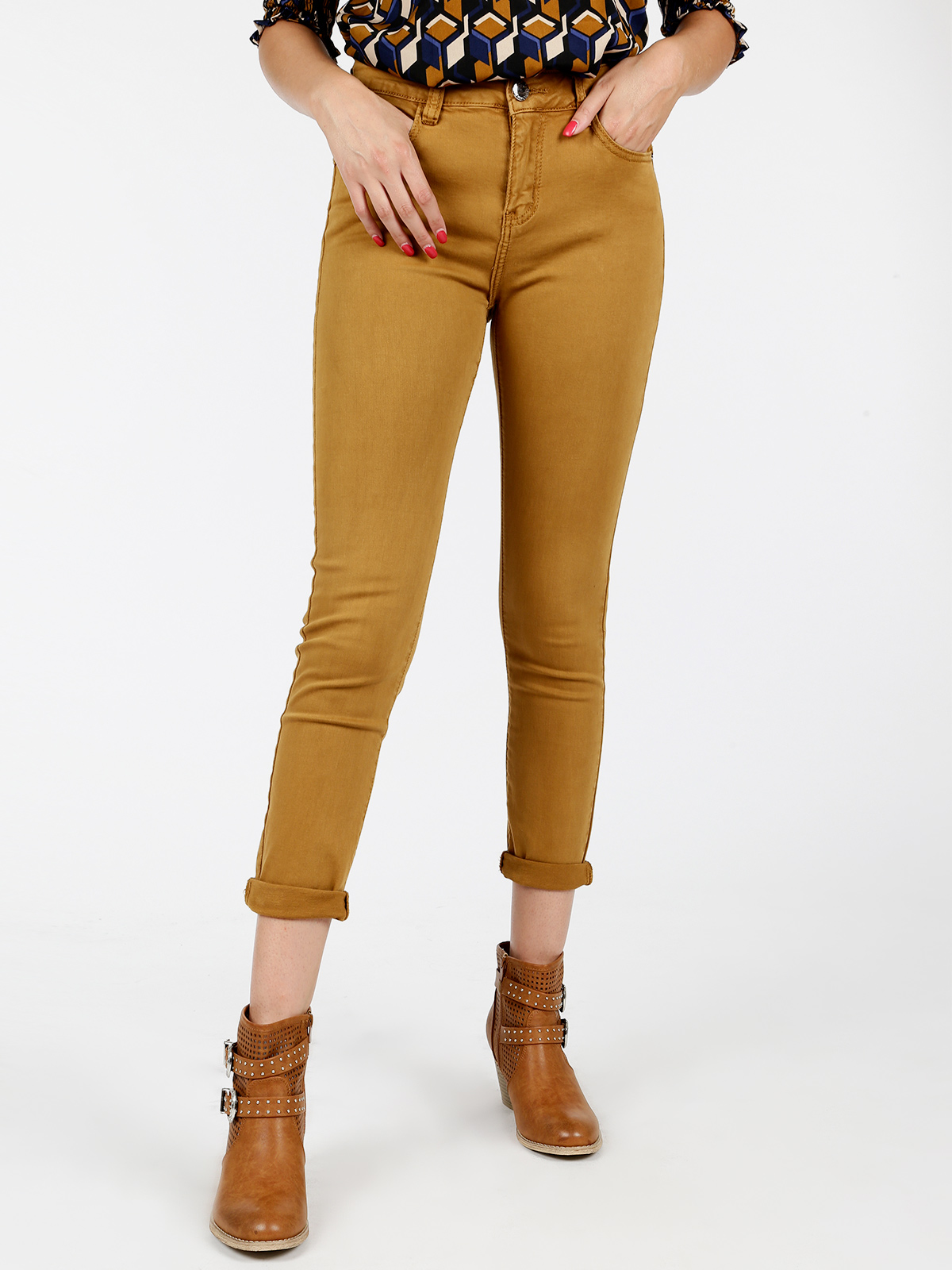 Cotton Pants Women