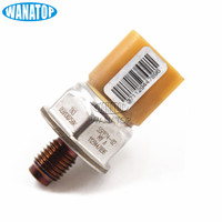 Sensor de Pressão de combustível Ferroviário 55PP24-02 55PP24-01 95560623040 059130758 k Para Audi A4 A6 Q7 Porsche Cayenne