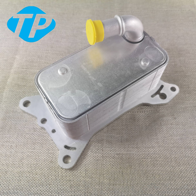 Oil Cooler module For Mercedes M271 Engines Oil Filter Lubrication 2711801410