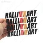 4 pcs RALLI ART Car ...
