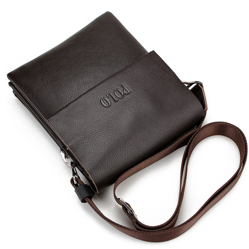 new-arrived-polo-genuine-leather-men's-messenger-bag-mini-fashion-shoulder-bag-cross-body-bag-business-briefcase-free-shipping