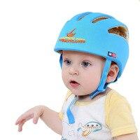 Niemowlę kapelusz kask ochronny dla niemowląt bawełna dziecko lato bonnet czapka z daszkiem dla dzieci sun kapelusze dziewczyny muts dzieci chłopiec czapki