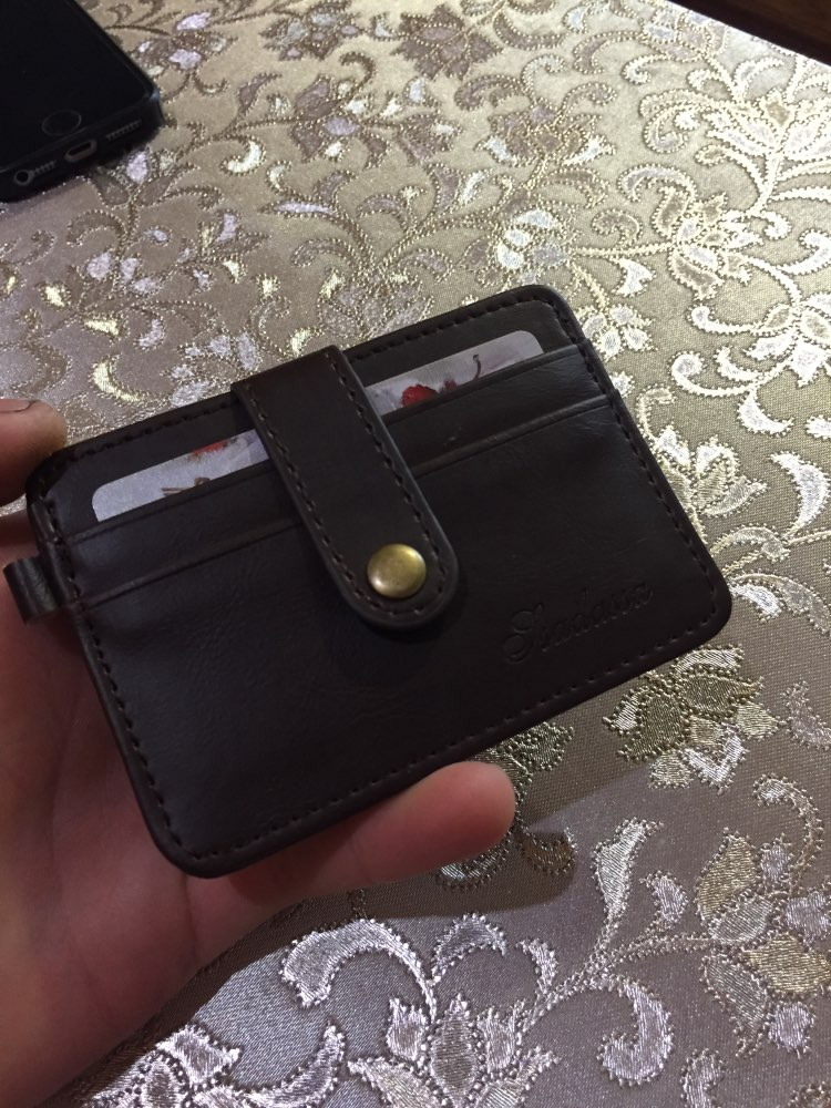 Maison Fabre Credit Card Holder Slim Credit Card Holder Mini Wallet ID Case Purse Bag Pouch  40 photo review