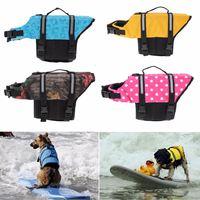 Dog Save Life Jacket Pet Safety Clothes Life Vest M Size Outward Saver Pet Dog Swimming