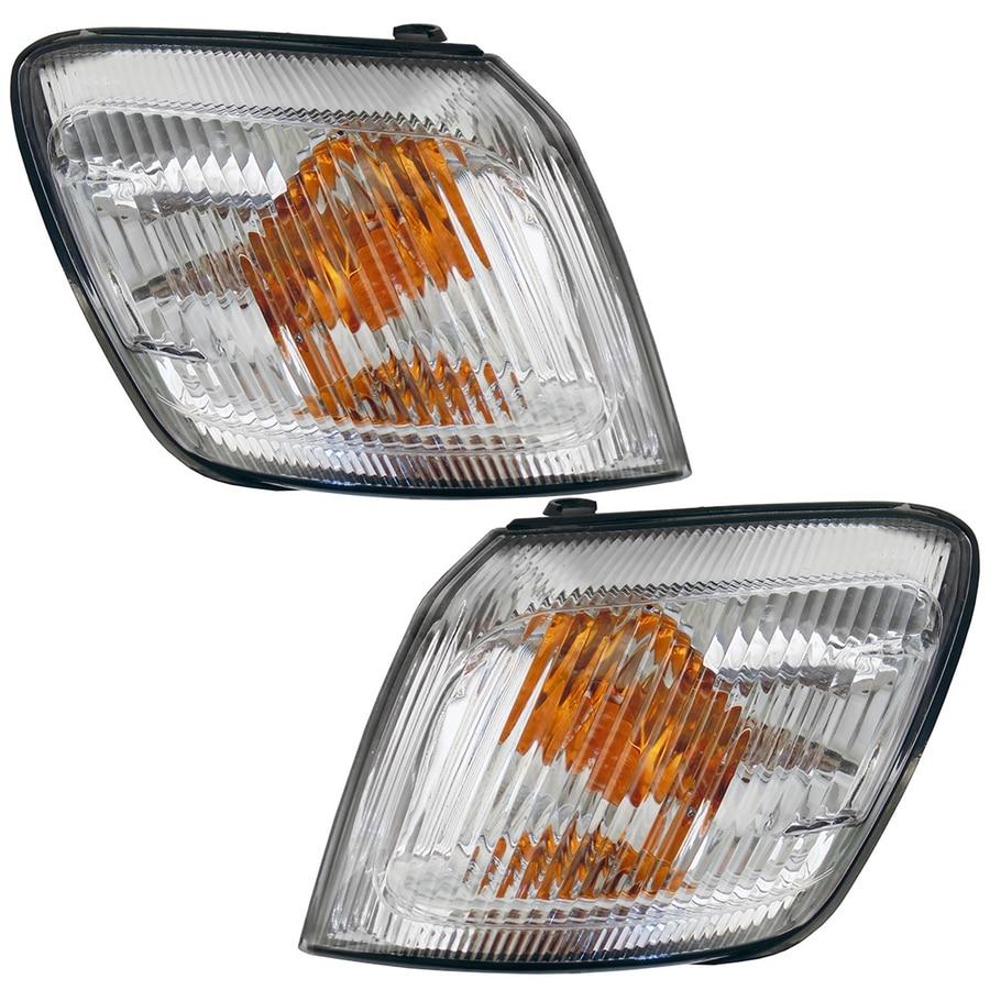 For 1998 1999 2000 Toyota Sienna Turn Signal Corner Light Lamp Passenger Side Replacement