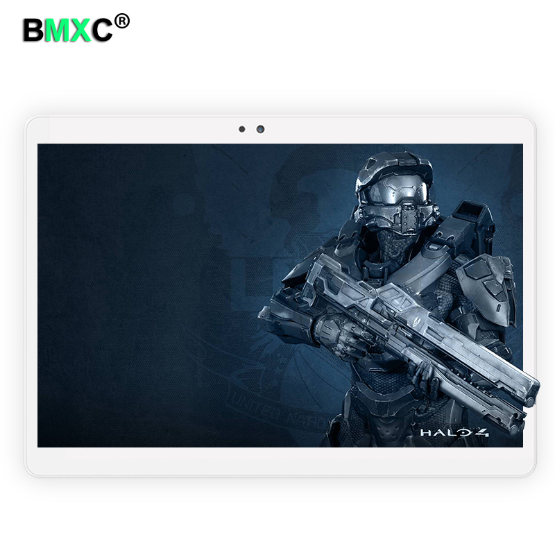 2017 New BM-920 4G Lte 10.14GB RAM 64GB ROM WiFi Android 7.0 Tablet PC 1920*1200 Octa Core 5.0MP tablette tactile android 你好 法语4 学生用书 配cd rom光盘