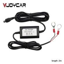 Cứng Cáp Sạc Nhanh Trên Xe Hơi Cho TK / LK GPS Máy Theo Dõi 36V 12V Đến 5V 2A 3M Micro USB Dây Điện Nguồn Cung Cấp Nguồn Cho DVR Xe Ô Tô Đầu DC