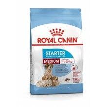 Royal Canin Medium Starter корм для щенков до 2 месяцев, беременных и кормящих сук средних пород, 4 кг