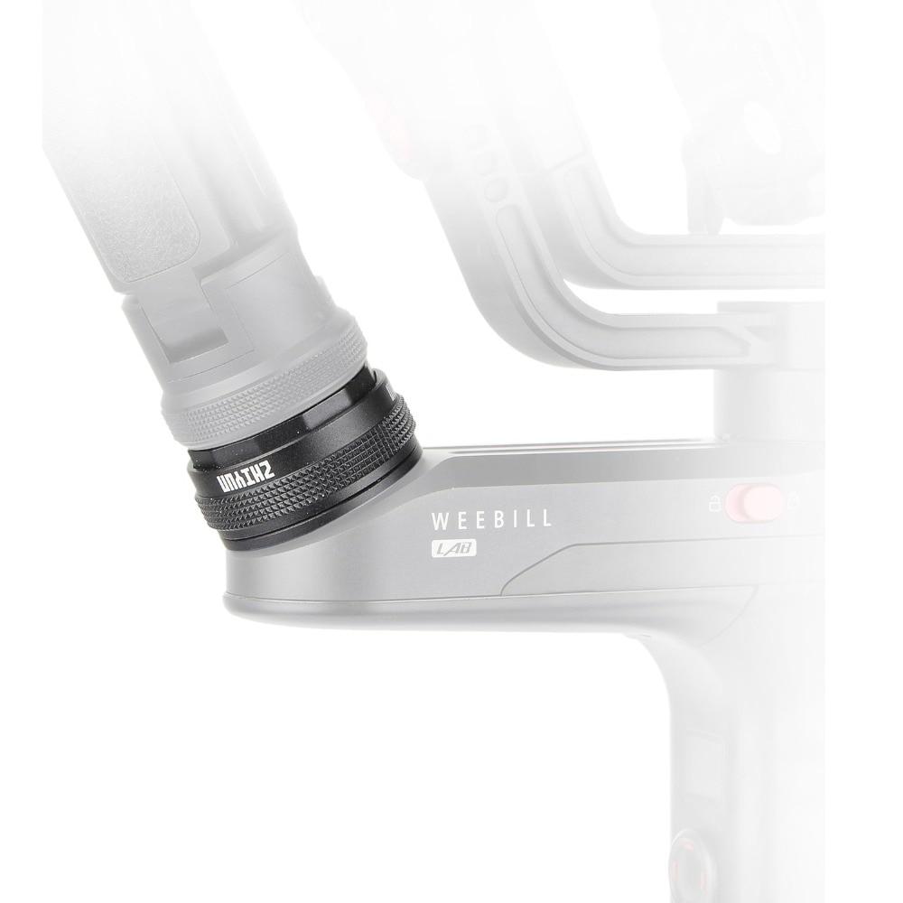 Zhiyun Weebill Lab Accessories Gimbal Transmount phone Holder Mount & Quick Setup Kit & Handle Grip & CMF-04 Servo Follow Focus 1