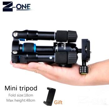 Bexin Aluminum Desktop Compact Mini Tripod Lightweight Camera Tripod with swivel Ball Head for Sony Canon Nikon Cameras Phone