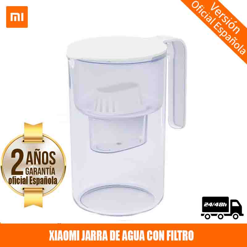 [SQUARE Warranty] Xiaomi MiJia Efficient Filtration Filtro A Test From Dust Water Kettle Maker-Clear-Clear