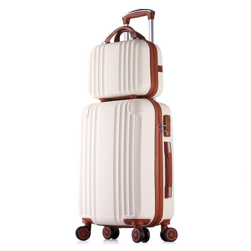 Mala Viagem Com Rodinhas Maleta De Cabina Con Ruedas Valigia Valiz - Väskor för bagage och resor - Foto 1