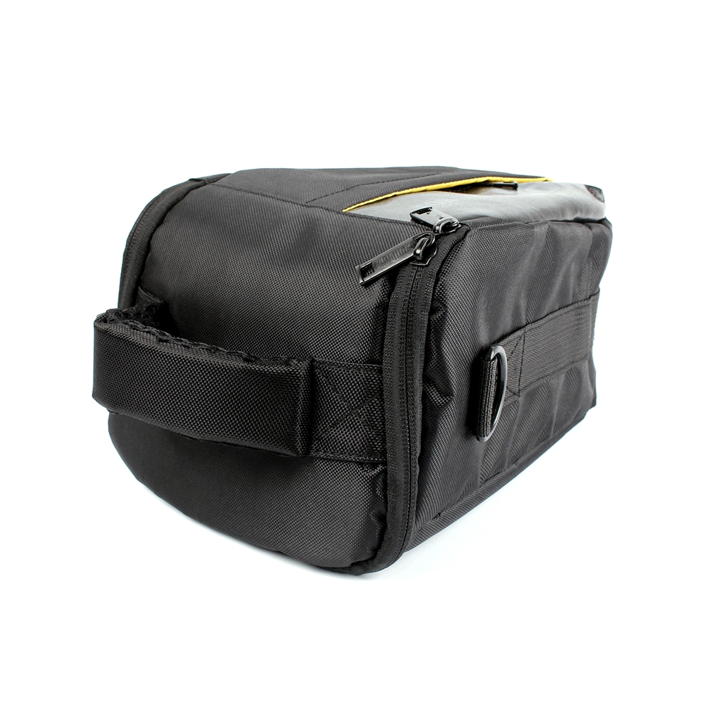 Slr Camera Tas Strap Schoudertas Waterdichte Fotografie Bag Nikon Kamera Backpack Case Voor D90 D7000 D5600 D3400 D60 Driehoek In