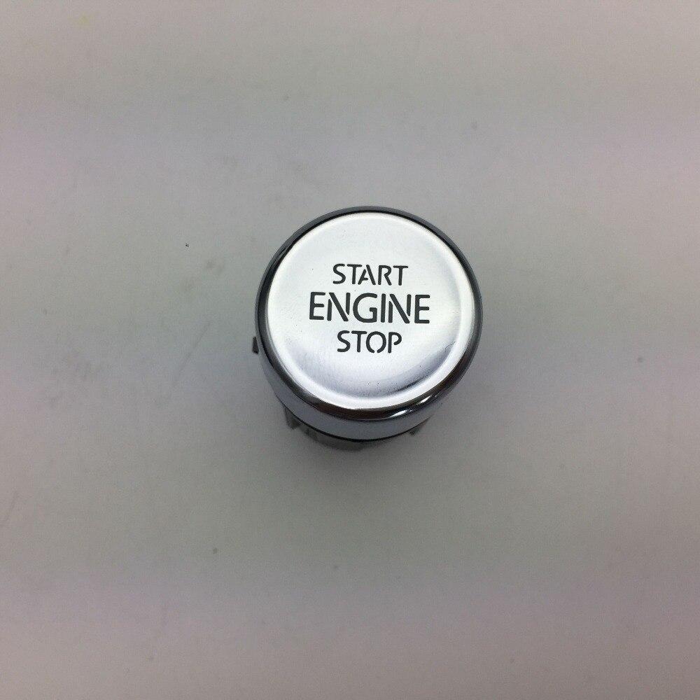 Para VW Tiguan Botão de Parada de Partida Do Motor Interruptor de Uma Tecla Start Up One-Button Início 5NG 959 839