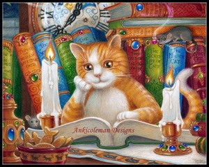 Image 2 - Cat Collection 2   Counted Cross Stitch Kits   DMC Color DIY Handmade Needlework for Embroidery 14 ct Cross Stitch Sets