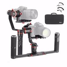 FeiyuTech Feiyu a2000 3-Axis handheld Camera gimbal Stabilizer for Canon 5D IV III II A7 A7R A7S