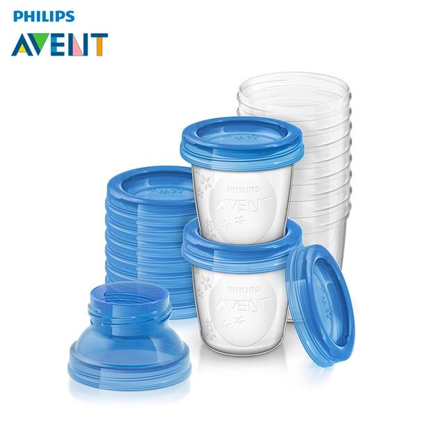 Контейнеры для хранения грудного молока Philips Avent SCF618/10