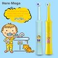 HERE MEGA Rotating Children Electric Toothbrush Tooth Brush Teeth Electric Toothbrush Rechargeable Hygiene Dental Care R01
