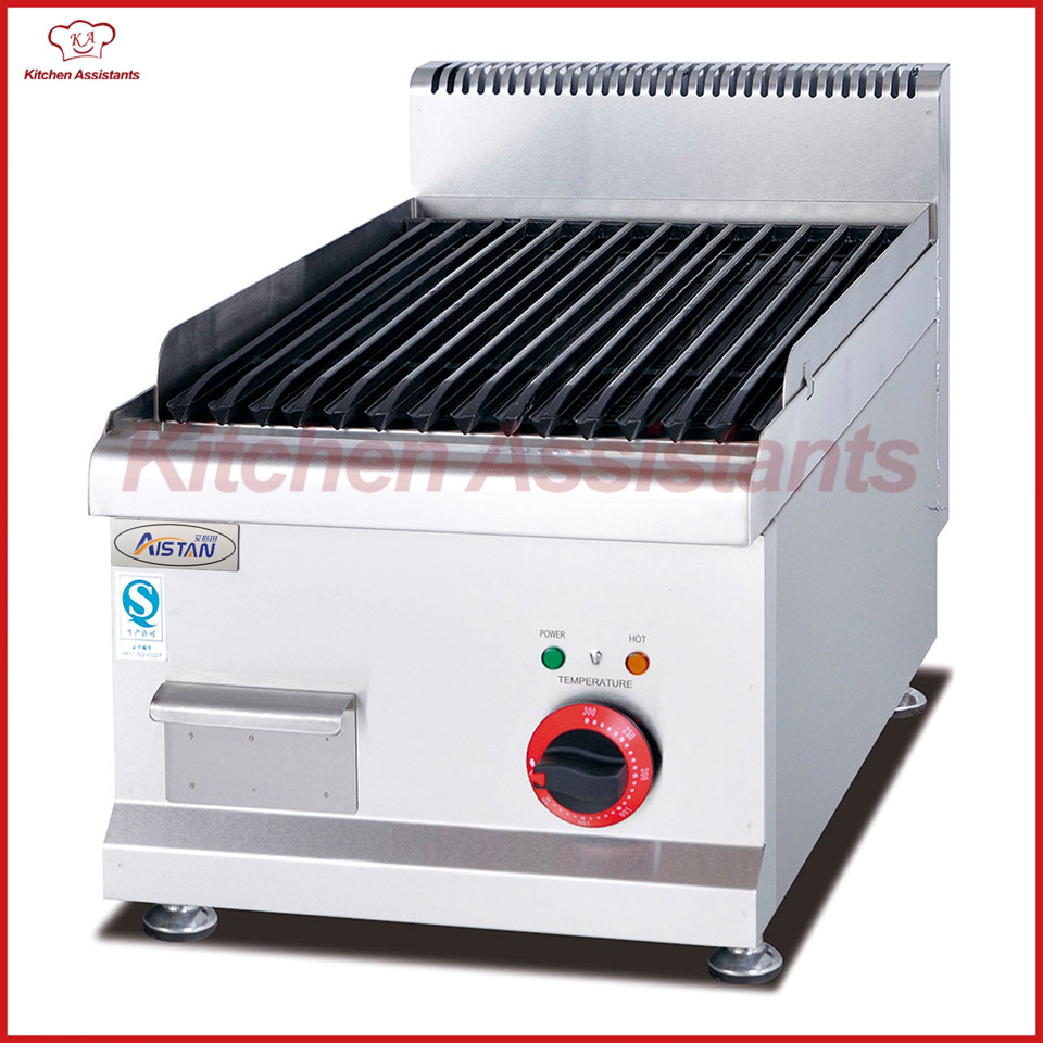 EH639 Electric Lava Rock Grill of bbq equipment