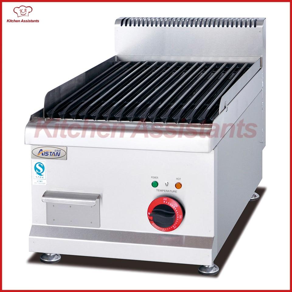Mutig Eh639 Elektro Lavasteingrill Von Bbq Ausrüstung Billigverkauf 50% Bereiche Haushaltsgeräte