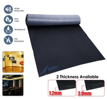 Arrowzoom 1 Meter Noise Dampening Acoustic Sound Deadener Mass Loaded Vinyl Cell Foam