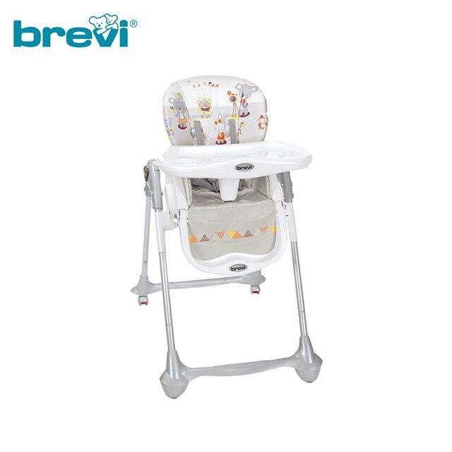 Стульчик для кормления Brevi Convivio