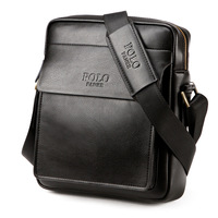 New Arrived Designer S Men S Messenger Bag Fashion Polo Leather Shoulder Bag Brand Crossbody Bag