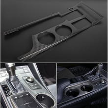 Centrale Console Controle Versnellingsbak Shift Panel Cover Trim Water Cup Frame Voor Lexus RC200t RC300h RC300 RC350 Rc F sport 2015-18