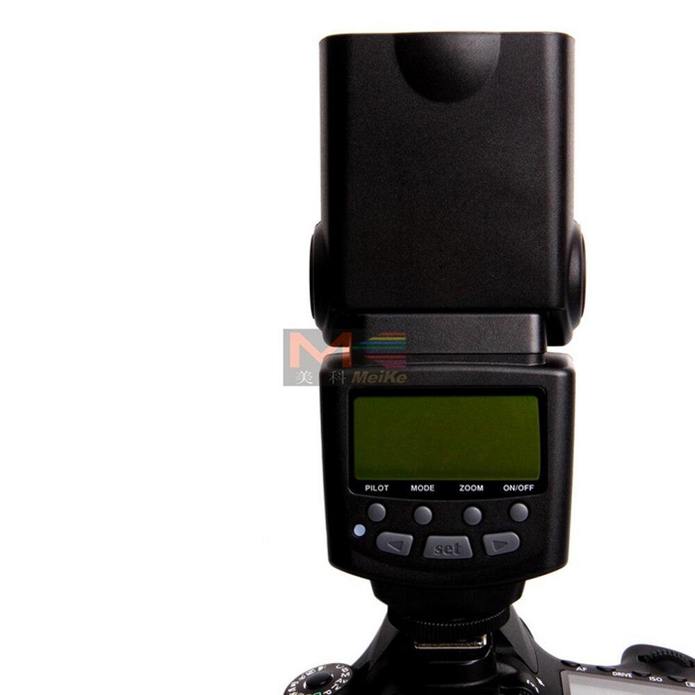 Meike MK-430 MK430 TTL Flash Speedlite pour Tous pour Appareils Photo Canon 430EX II EOS 5D III 6D 60D 450D 500D 550D 600D 650D 700D