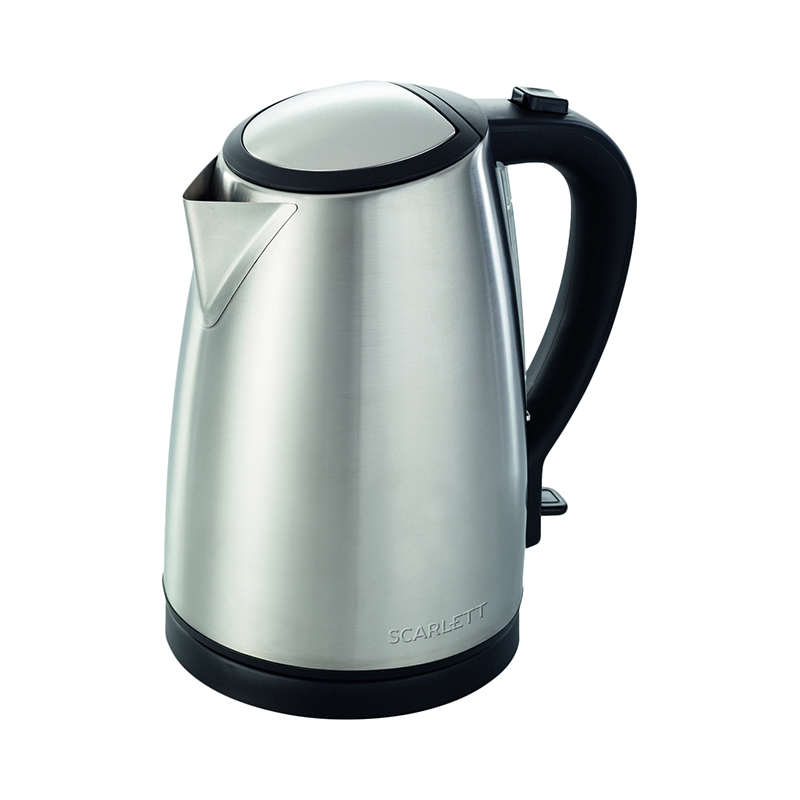 Electric Kettle SCARLETT SC-EK21S27 metal automatic water electric kettle teapot intelligent induction tea furnace