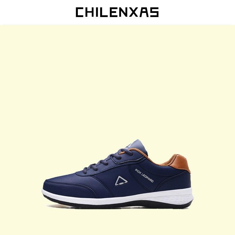 CHILENXAS Spring Autumn New Popular Style Men font b Casual b font font b Shoes b