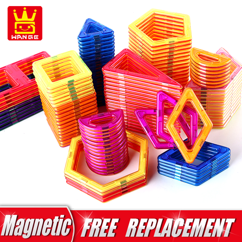1PC Standard Size Magnetic Blocks DIY Building Single Bricks Parts 24 Different Types Educational Toys For Kids Gift 32 32 dots plastic bricks the island straight crossroad curve green meadow road plate building blocks parts bricks toys diy