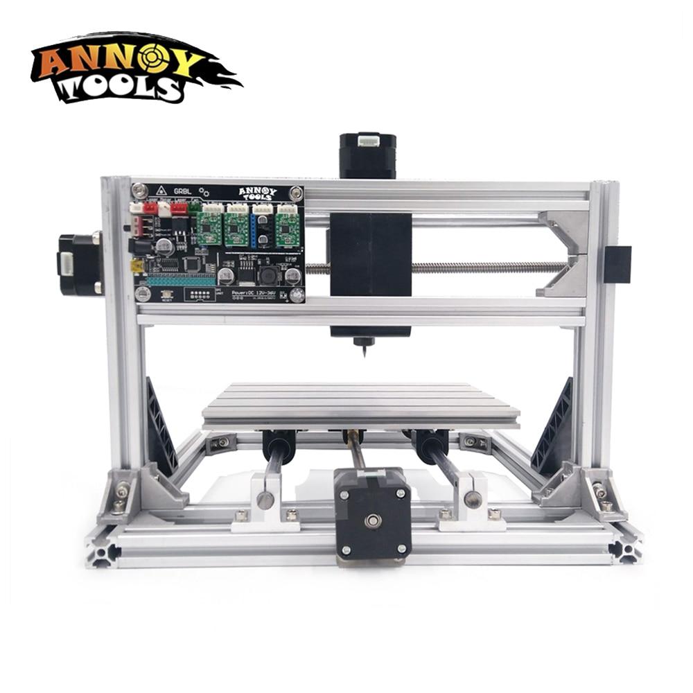 CNC 2418 laser cutter CNC machine de gravure 500 mw / 2500 mw / 5500 - Machines à bois - Photo 3
