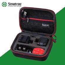 Smatree GS75 Противоударный Защитный Хранения Путешествия Чехол для GoPro HERO 5/4 Сессии (Камеры и Аксессуары НЕ включены)